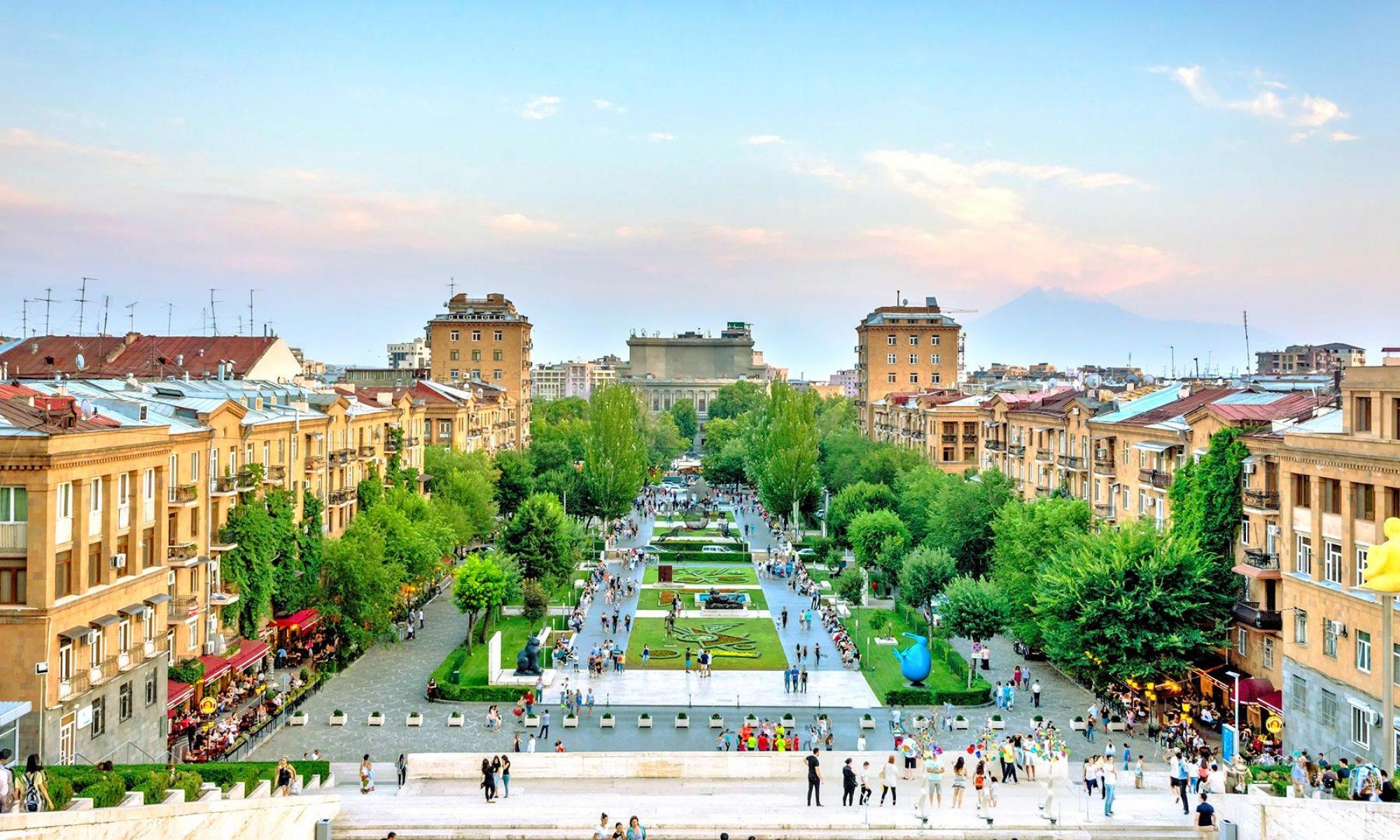 Le Mouvement Arménien